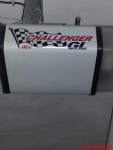 Μοτέρ γκαραζόπορτας challenger by allstar ac9000
