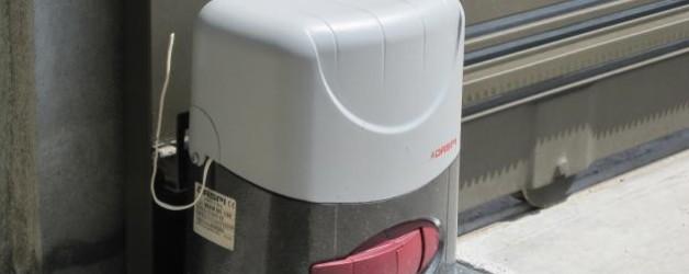 Μοτέρ, μηχανισμοί, συρόμενης γκαραζόπορτας ή αυλόπορτας:Συντήρηση & Επισκευή